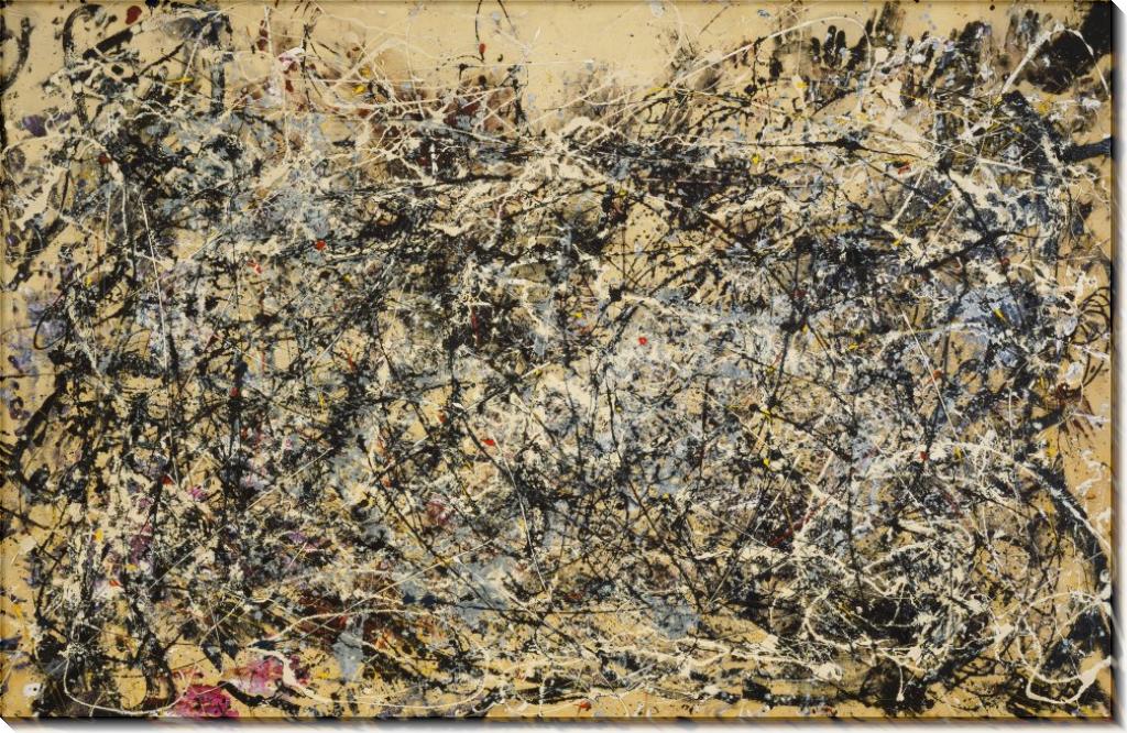 Номер 1A, 1948 - Поллок, Джексон