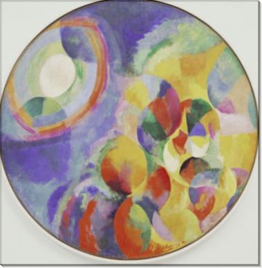 Контраст Солнца и Луны - Делоне, Роберт
