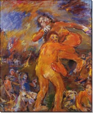 Тесей и Антиопа - Кокошка, Оскар