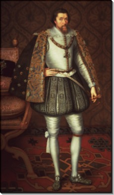 Яков I Английский