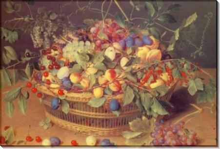 Корзина с фруктами, 1580 1619 - Соро, Даниэль