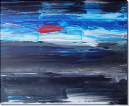Красная рыба - Моа