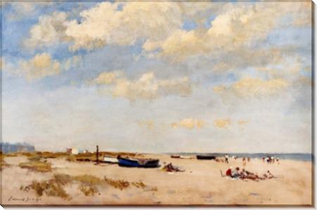 На пляже -  Сиго, Эдвард
