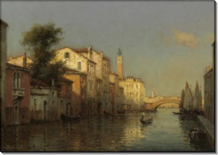 Канал, Венеция - Бувар, Антуан