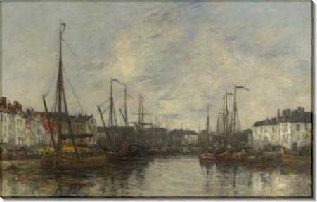 Порт в Брюсселе - Буден, Эжен