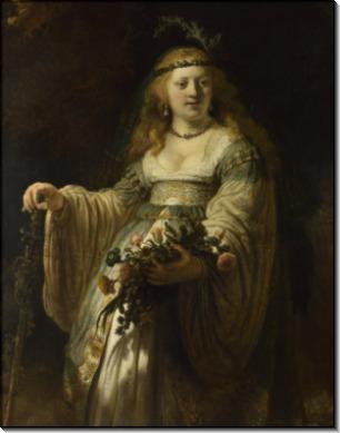 Саския ван Уленбург - Рембрандт, Харменс ван Рейн