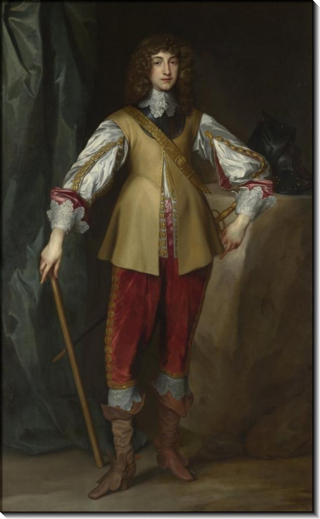 Принц Руперт, граф Палатинский