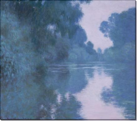 Приток Сены близ Живерни, 1897 - Моне, Клод