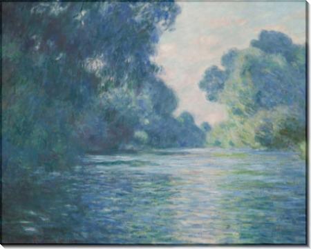 Приток Сены близ Живерни, 1897  [2] - Моне, Клод