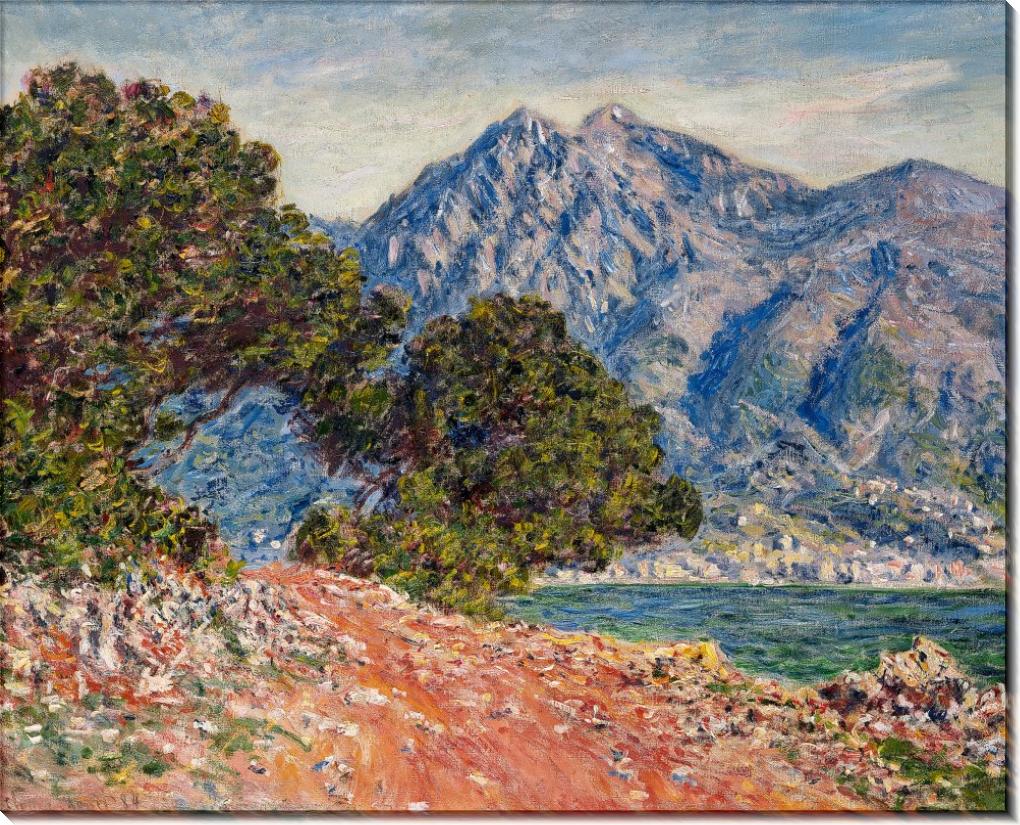 Кап-Мартен, 1884 - Моне, Клод