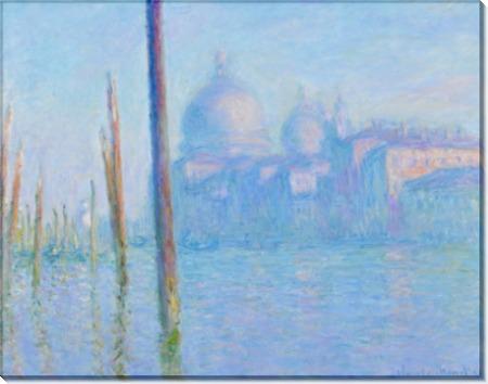 Большой канал, Венеция, 1908 - Моне, Клод