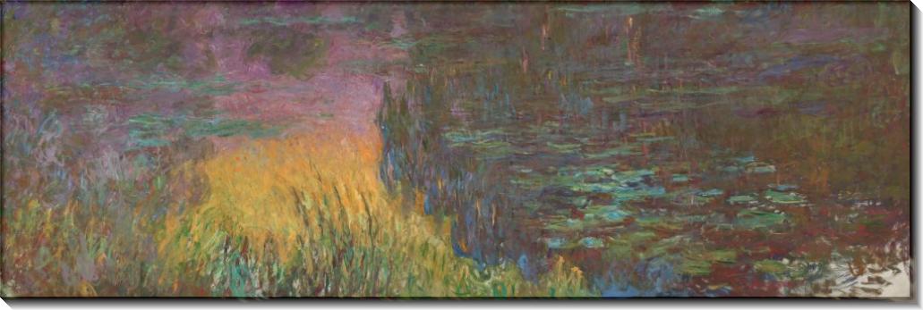 Кувшинки, 1914-1926 [4] - Моне, Клод