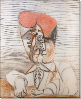Бюст человека - Пикассо, Пабло