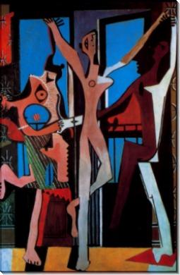 Танец, 1925 - Пикассо, Пабло