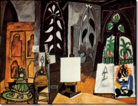 """""""Мастерская """"Калифорнии"""" в Каннах, 1956 - Пикассо, Пабло"""