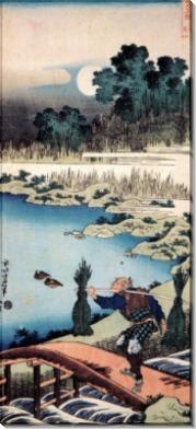 Без имени - Кацусика, Хокусай