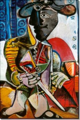 Матадор, 1970 - Пикассо, Пабло