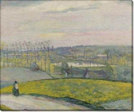 Дом среди деревьев, 1904 - Глез, Альбер