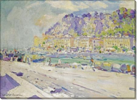 Юг Франции, 1922 - Коровин, Константин Алексеевич