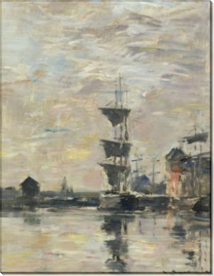 Фекам, 1894 - Буден, Эжен