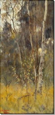 Уходящий год, 1886 - Мак-Каббин, Фредерик