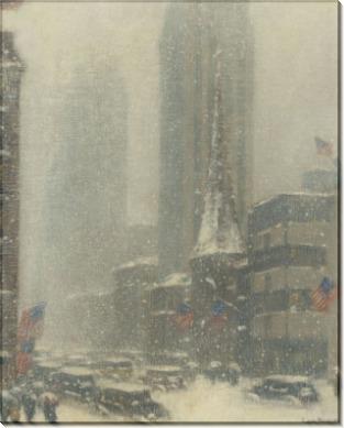 Сильные метели на 5-й авеню, 1937 -  Уиггинс, Гай Кэрлтон