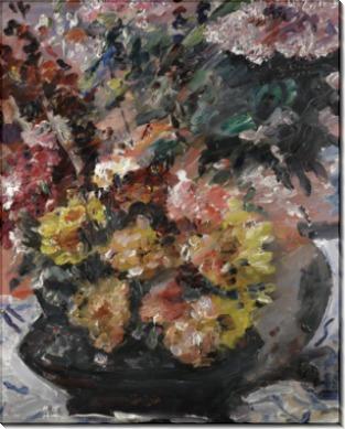 Цветы в бронзовой ковше, 1923 - Коринт, Ловис
