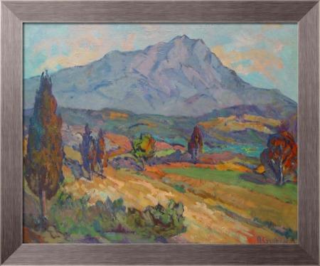 Горы Сант-Виктория - Гуран, Антуан Мари Жозеф