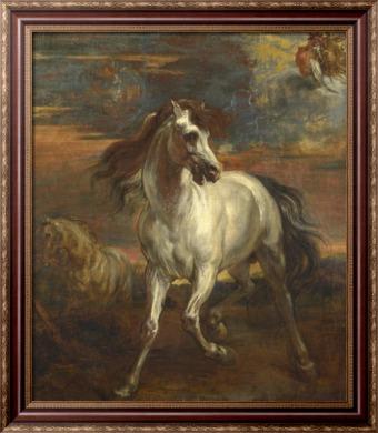 Лошадь Ахилла - Дейк, Антонис Ван