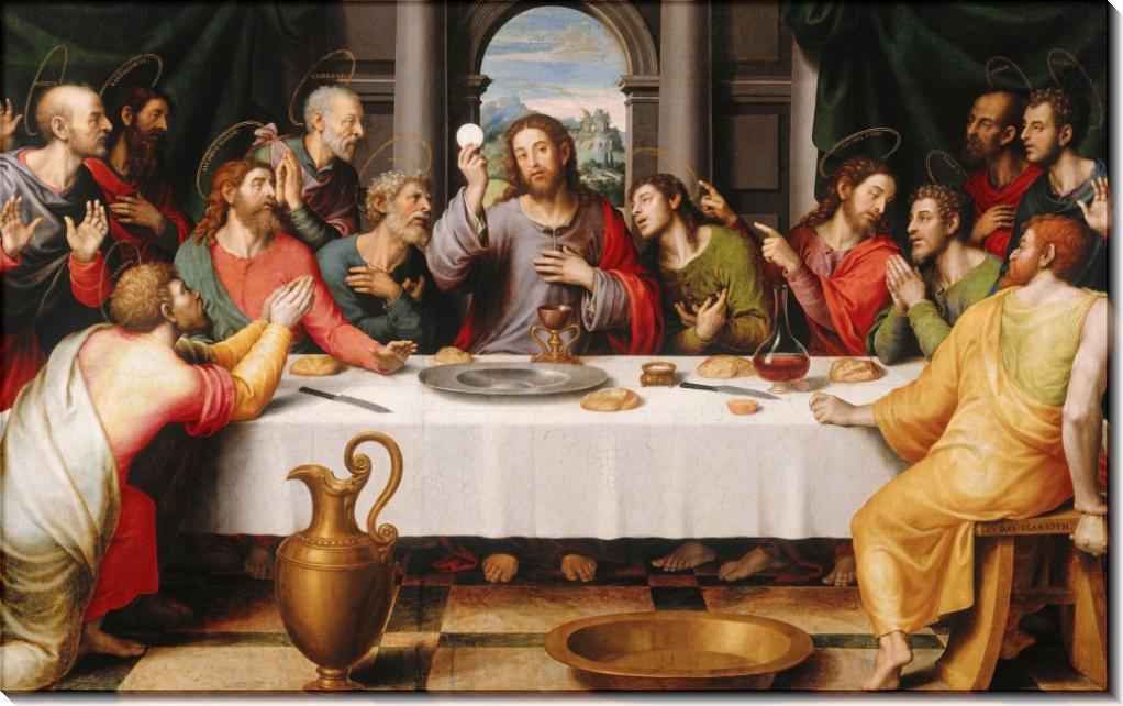 картина тайная вечеря купить