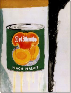 Персики, 1960 - Уорхол, Энди