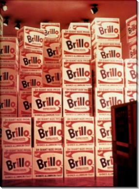 Коробки Брилло (Boîtes Brillo), 1964 - Уорхол, Энди
