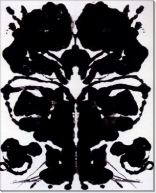 Роршах (Rorschach), 1984 - Уорхол, Энди