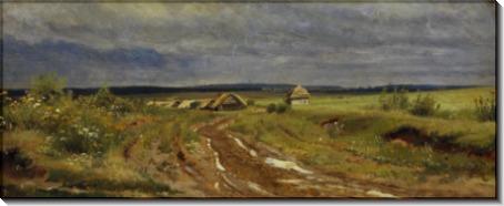 Дорога, 1890-е - Шишкин, Иван Иванович