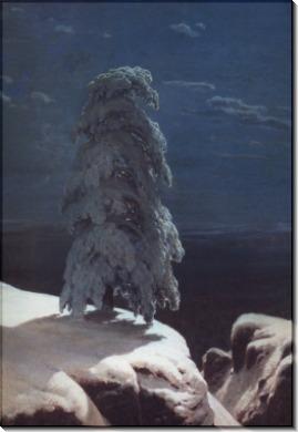 На севере диком, 1891 - Шишкин, Иван Иванович