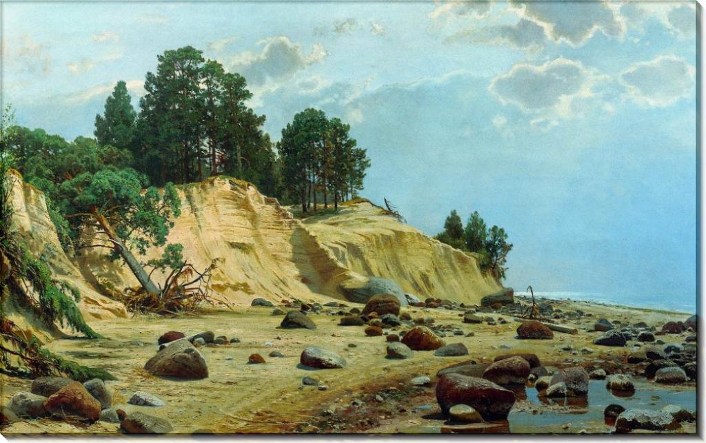 После бури. Мери-Хови, 1891 - Шишкин, Иван Иванович