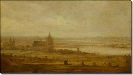 Вид Арнема - Гойен, Ян ван