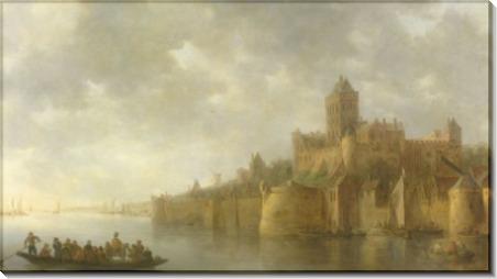 Замок Валькхоф в Неймегене - Гойен, Ян ван