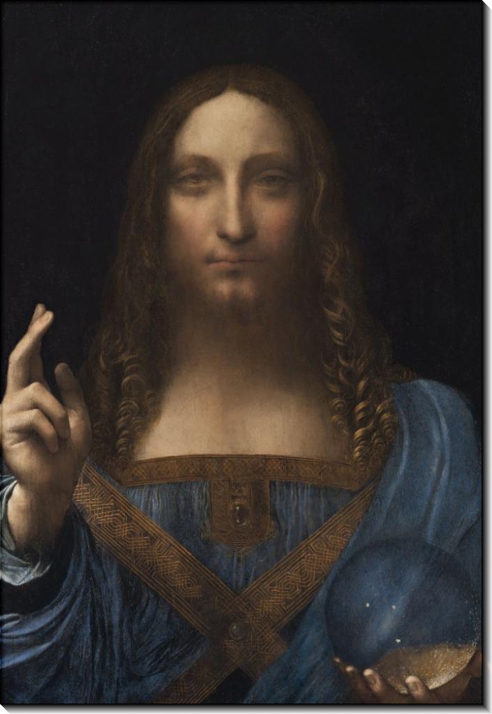 Спаситель Мира - Винчи, Леонардо да