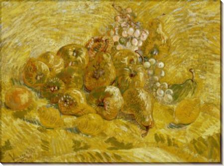 Айва, лимоны, груши и виноград - Гог, Винсент ван