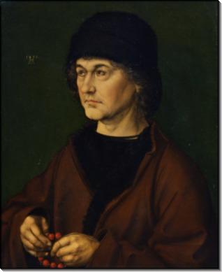 Портрет отца - Дюрер, Альбрехт