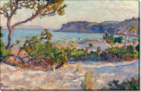 Дюны в Фавьере, 1919 - Рейссельберге, Тео ван
