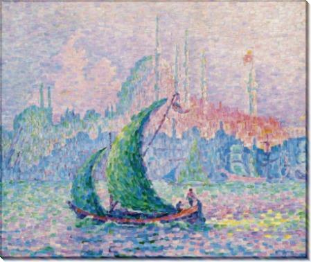 Золотой рог, 1907 - Синьяк, Поль