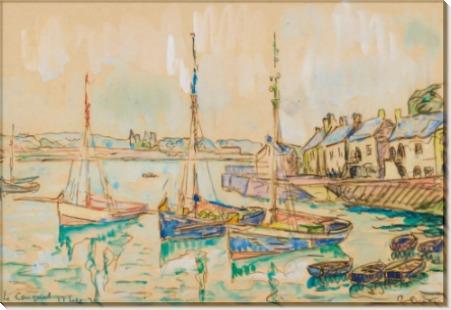 Ле-Конке, 1924 - Синьяк, Поль