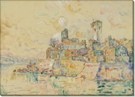 Антиб, 1910 - Синьяк, Поль