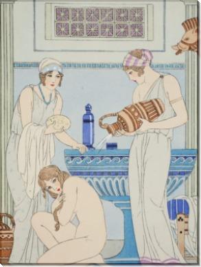 Поливание водой пациента - Кун-Ренье, Жозеф