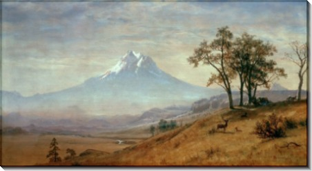 Вулкан Маунт-Худ - Бирштадт, Альберт