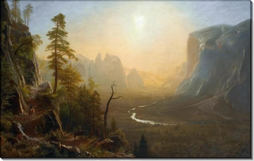 Долина Йосемити - Бирштадт, Альберт