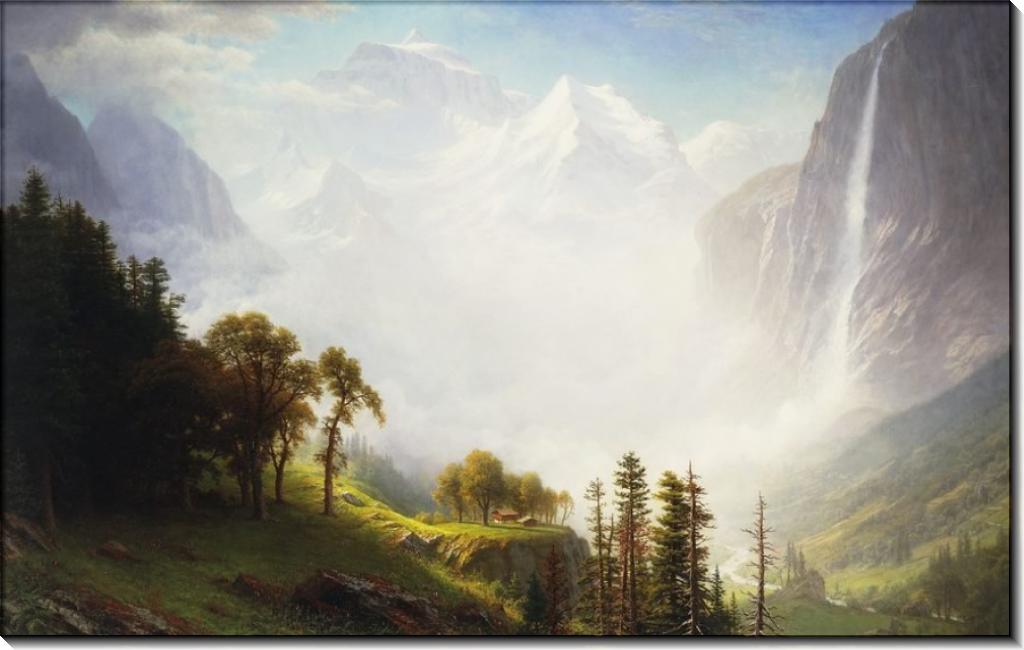 Величие гор - Бирштадт, Альберт