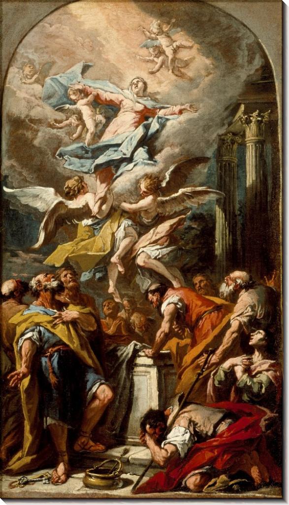 Вознесение Богородицы - Дициани, Гаспаре